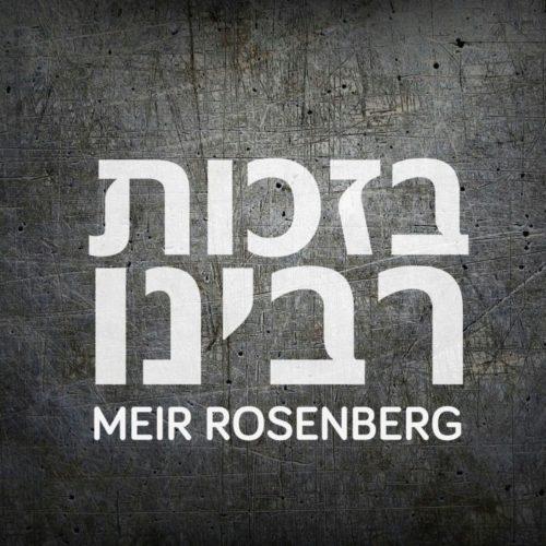מאיר רוזנברג - בזכות רבינו