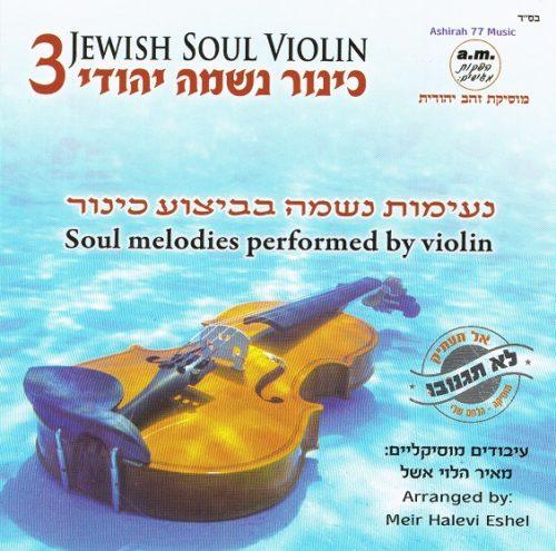 מאיר הלוי אשל - כינור נשמה יהודי 3