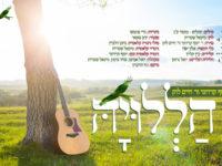 יוסף קרדונר וחיים לוק - הללויה